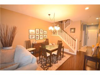 """Photo 3: 58 2615 FORTRESS Drive in Port Coquitlam: Citadel PQ Townhouse for sale in """"ORCHARD HILL"""" : MLS®# V1054893"""