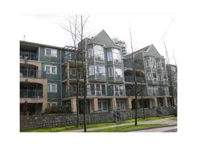 """Main Photo: 306 1189 WESTWOOD Street in Coquitlam: North Coquitlam Condo for sale in """"LAKESIDE TERRACE"""" : MLS®# V870307"""