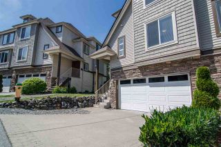 """Photo 3: 10 46778 HUDSON Road in Chilliwack: Promontory Townhouse for sale in """"Cobble Stone Terrace"""" (Sardis)  : MLS®# R2478453"""
