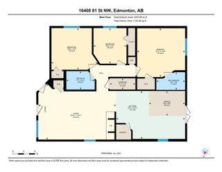 Photo 35: 16408 81 Street in Edmonton: Zone 28 House for sale : MLS®# E4251960