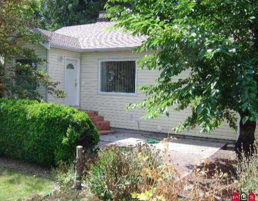"""Main Photo: 8037 160TH ST in Surrey: Fleetwood Tynehead House for sale in """"Fleetwood"""" : MLS®# F2600083"""