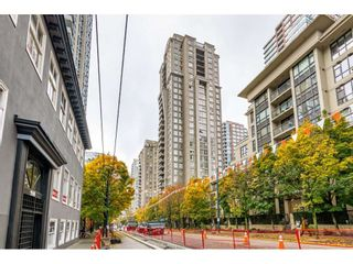 "Photo 2: 505 969 RICHARDS Street in Vancouver: Downtown VW Condo for sale in ""MONDRAIN II"" (Vancouver West)  : MLS®# R2537015"