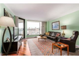 """Photo 2: 704 1450 PENNYFARTHING Drive in Vancouver: False Creek Condo for sale in """"Harbour Cove"""" (Vancouver West)  : MLS®# V1103725"""