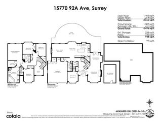 Photo 39: 15770 92A Avenue in Surrey: Fleetwood Tynehead House for sale : MLS®# R2598458