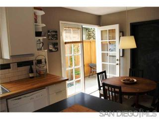 Photo 6: NORTH PARK Townhouse for sale : 2 bedrooms : 3967 Utah St #1 in San Diego