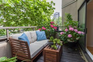 Photo 11: 411 1106 PACIFIC STREET in Vancouver: West End VW Condo for sale (Vancouver West)  : MLS®# R2087132