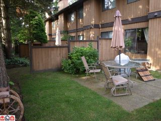 "Photo 1: 6 2998 MOUAT Drive in Abbotsford: Abbotsford West Townhouse for sale in ""Brookside Terrace"" : MLS®# F1016868"