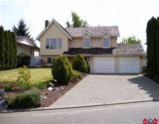 "Main Photo: 3306 HEDLEY Street in Abbotsford: Abbotsford West House for sale in ""Fairfield"" : MLS®# F2710045"