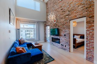 Photo 1: 413 262 SALTER Street in New Westminster: Queensborough Condo for sale : MLS®# R2619610