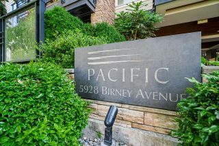 """Main Photo: 119 5928 BIRNEY Avenue in Vancouver: University VW Condo for sale in """"THE PACIFIC"""" (Vancouver West)  : MLS®# R2606462"""