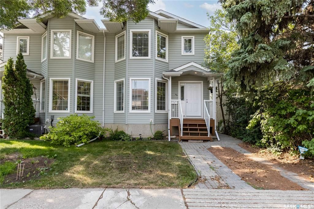 Main Photo: 315B 109th Street West in Saskatoon: Sutherland Residential for sale : MLS®# SK864927