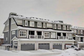 Photo 31: 134 SILVERADO PLAINS Park SW in Calgary: Silverado Row/Townhouse for sale : MLS®# C4284813