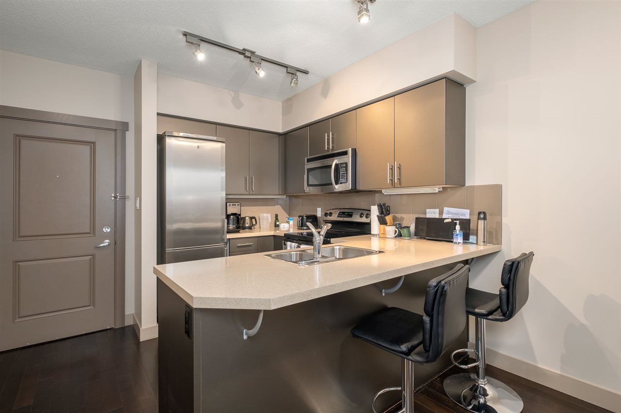 """Photo 9: Photos: 512 9009 CORNERSTONE Mews in Burnaby: Simon Fraser Univer. Condo for sale in """"THE HUB"""" (Burnaby North)  : MLS®# R2507886"""