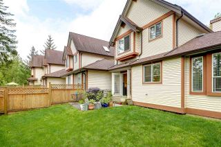 "Photo 19: 27 23151 HANEY Bypass in Maple Ridge: East Central Townhouse for sale in ""Stonehouse Estates"" : MLS®# R2280429"