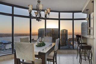 Photo 9: DOWNTOWN Condo for sale : 2 bedrooms : 200 Harbor Dr #2402 in San Diego
