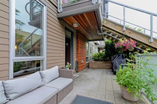 "Photo 16: 124 735 W 15TH Street in North Vancouver: Hamilton Townhouse for sale in ""Seven35"" : MLS®# R2305774"