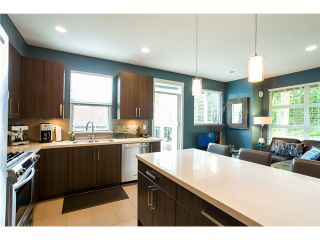 """Photo 7: 11 3431 GALLOWAY Avenue in Coquitlam: Burke Mountain Townhouse for sale in """"NORTHBROOK"""" : MLS®# V1069633"""
