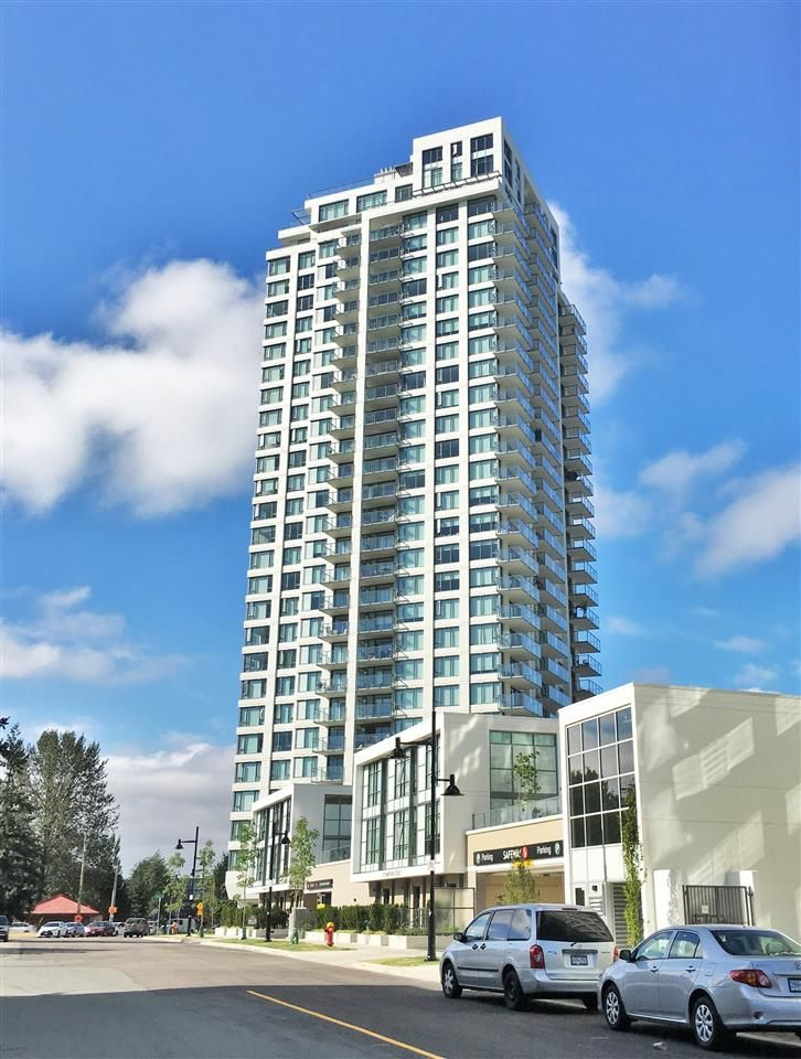 """Main Photo: 2601 570 EMERSON Street in Coquitlam: Coquitlam West Condo for sale in """"UPTOWN 2"""" : MLS®# R2194754"""