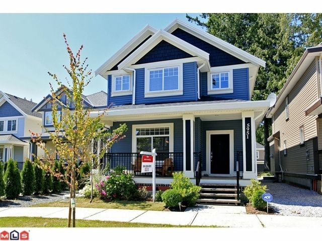 Main Photo: 5951 128A st in Surrey: Panorama Ridge House for sale : MLS®# F1219544