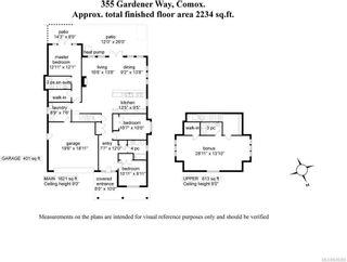 Photo 44: 355 Gardener Way in COMOX: CV Comox (Town of) House for sale (Comox Valley)  : MLS®# 838390
