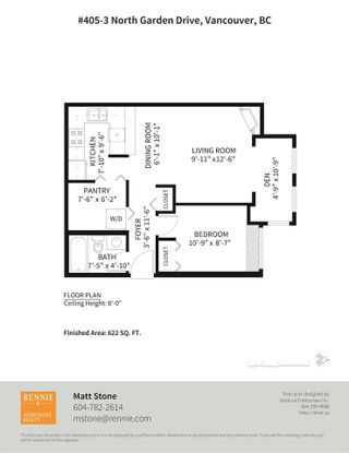 Photo 11: 405 3 N GARDEN DRIVE in Vancouver: Hastings Condo for sale (Vancouver East)  : MLS®# R2179165