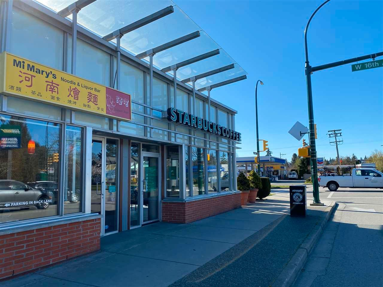 Main Photo: 3188 MACDONALD in Vancouver: Kitsilano Business for sale (Vancouver West)  : MLS®# C8037708