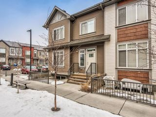 Photo 1: 3 Copperstone Common SE in Calgary: Copperfield Row/Townhouse for sale : MLS®# A1066287