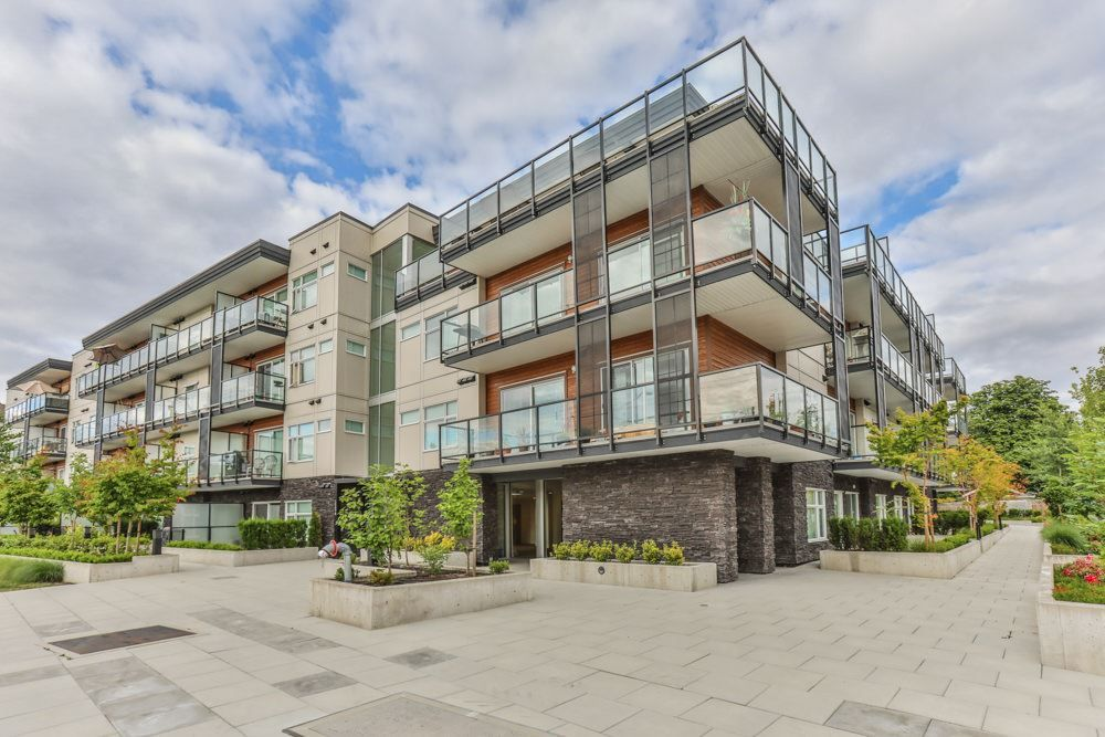 """Main Photo: 221 12070 227 Street in Maple Ridge: East Central Condo for sale in """"STATION ONE"""" : MLS®# R2191065"""