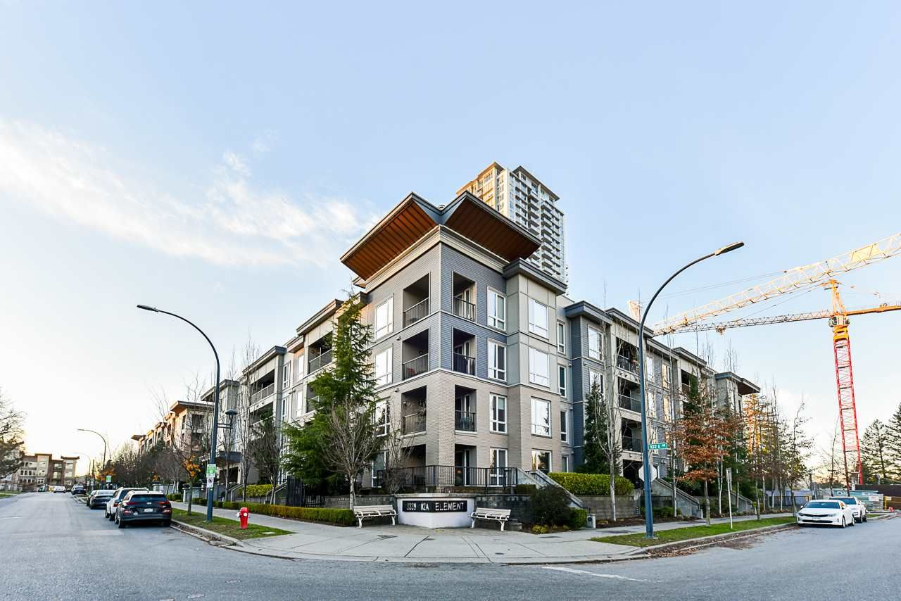 "Main Photo: 104 13339 102A Avenue in Surrey: Whalley Condo for sale in ""ELEMENT"" (North Surrey)  : MLS®# R2539192"