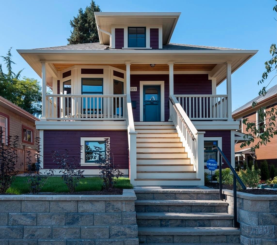 Main Photo: 221 MANITOBA Street in New Westminster: Queens Park House for sale : MLS®# R2616002