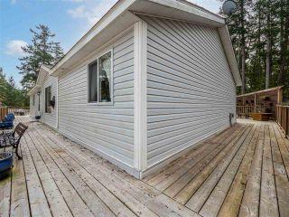 Photo 30: 4904 HOTEL LAKE Road in Pender Harbour: Pender Harbour Egmont Manufactured Home for sale (Sunshine Coast)  : MLS®# R2539705