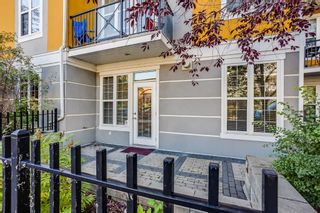 Main Photo: 108 208 Holy Cross Lane SW in Calgary: Mission Apartment for sale : MLS®# A1147376