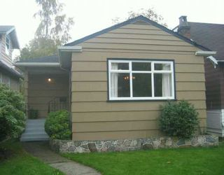 Photo 1: 818 W 19TH Ave in Vancouver: Cambie House for sale (Vancouver West)  : MLS®# V619139