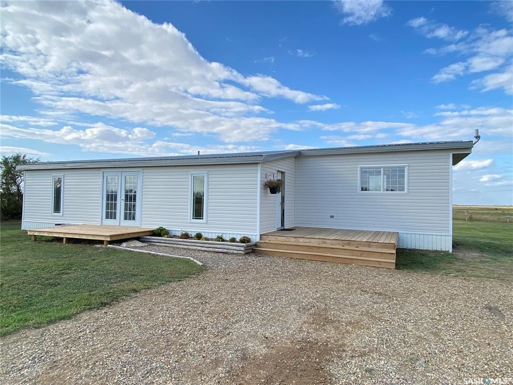 Main Photo: Haapala Acreage in Outlook: Residential for sale : MLS®# SK868061