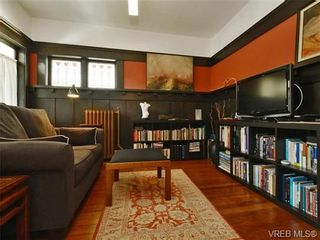 Photo 9: 345 LINDEN Ave in VICTORIA: Vi Fairfield West House for sale (Victoria)  : MLS®# 735323