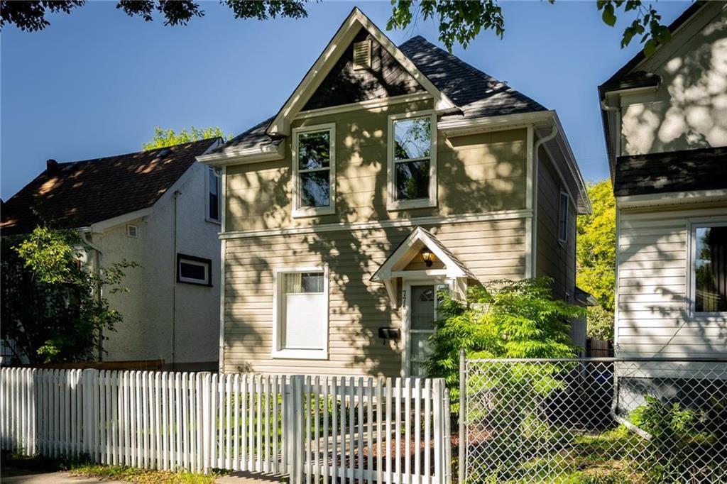Main Photo: 776 Ashburn Street in Winnipeg: Polo Park Residential for sale (5C)  : MLS®# 202022753