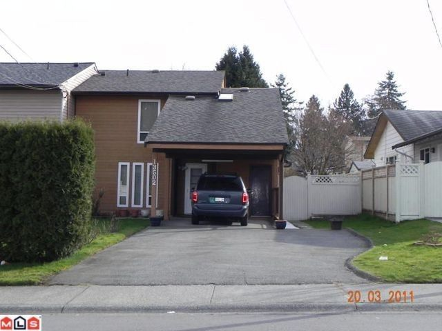 Main Photo: 13502 79A Avenue in Surrey: West Newton 1/2 Duplex for sale : MLS®# F1107554