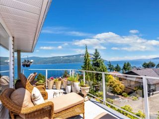 Photo 1: 3717 Marine Vista in COBBLE HILL: ML Cobble Hill House for sale (Malahat & Area)  : MLS®# 818374