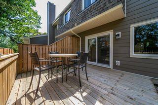 Photo 36: 2729 124 Street in Edmonton: Zone 16 Townhouse for sale : MLS®# E4253684