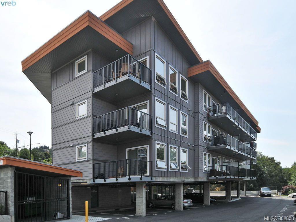 Main Photo: 410 3240 JACKLIN Rd in VICTORIA: La Jacklin Condo for sale (Langford)  : MLS®# 768266