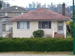 Main Photo: 4206 NAPIER STREET in Burnaby: Willingdon Heights House for sale (Burnaby North)  : MLS®# R2249470