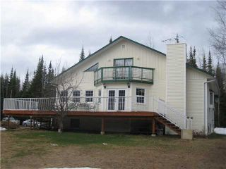 "Photo 1: 9600 MOUNTAINVIEW Road in Prince George: Chief Lake Road House for sale in ""CHIEF LAKE RD"" (PG Rural North (Zone 76))  : MLS®# N209470"
