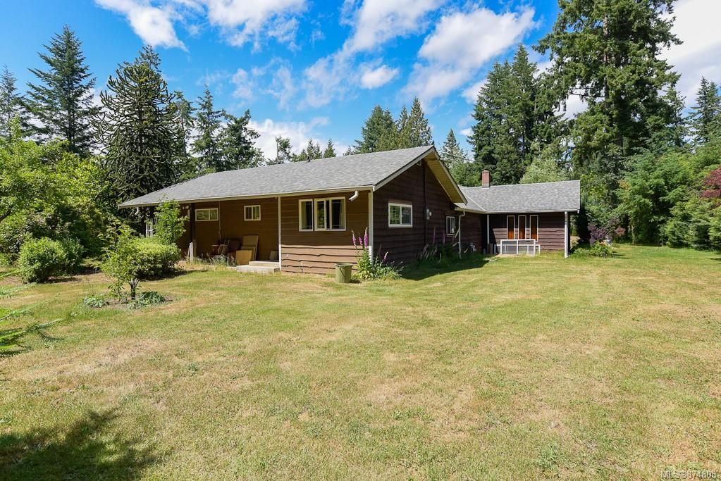 Main Photo: 4539 S Island Hwy in : CR Campbell River South House for sale (Campbell River)  : MLS®# 874808
