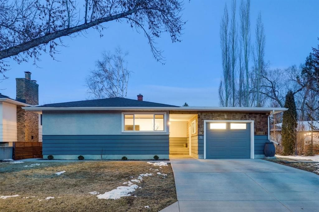 Main Photo: 76 Flavelle Road SE in Calgary: Fairview Detached for sale : MLS®# A1084769