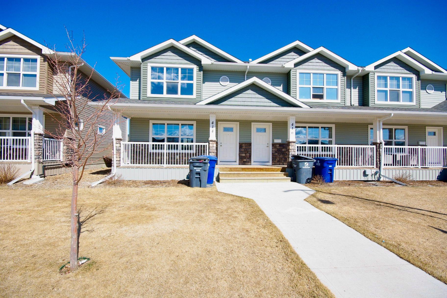 Main Photo: 414 Maningas Bend in Saskatoon: Evergreen Condominium for sale