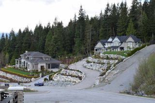 """Photo 1: 1920 NORTH CHARLOTTE Road in Port Moody: Anmore Land for sale in """"Pinnacle Ridge Estates"""" : MLS®# R2531764"""