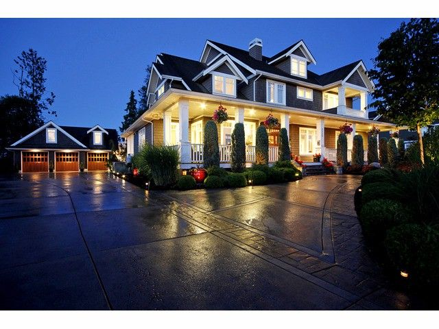 Photo 2: Photos: 3528 164A ST in South Surrey: Morgan Creek House for sale (South Surrey White Rock)  : MLS®#  F1305799