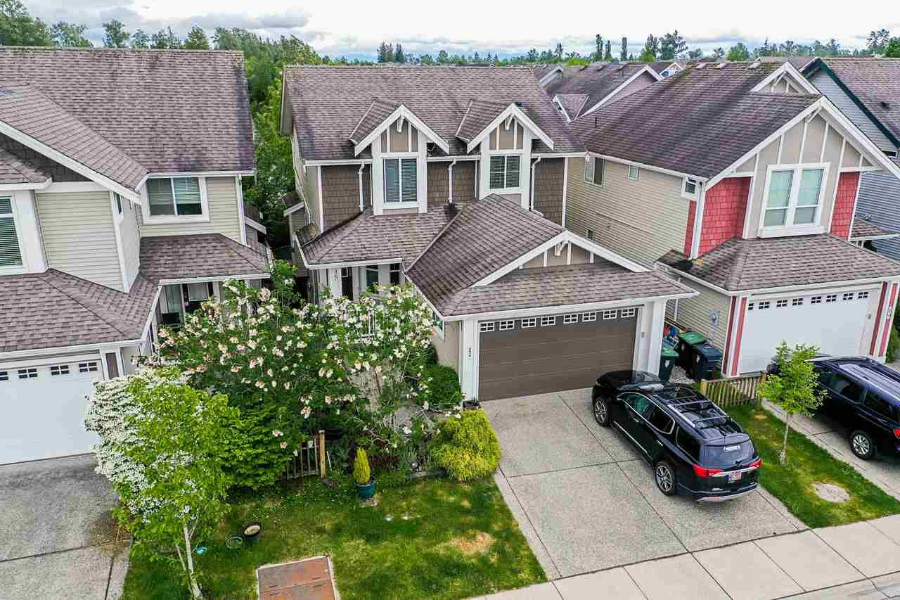 """Main Photo: 8418 209 Street in Langley: Willoughby Heights House for sale in """"Yorkson Village"""" : MLS®# R2371271"""