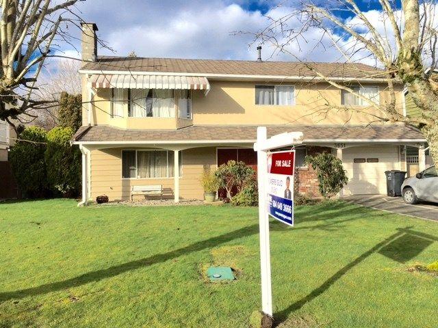 Main Photo: 3651 SHUSWAP Avenue in Richmond: Steveston North House for sale : MLS®# R2046989