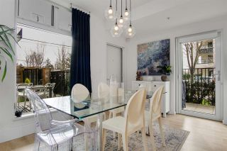 """Photo 5: 109 5080 QUEBEC Street in Vancouver: Main Townhouse for sale in """"EASTPARK"""" (Vancouver East)  : MLS®# R2551412"""
